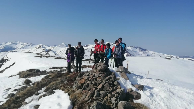 Stage raquettes à neige et initiation à l'alpinisme – du 18 au 20 février 2019