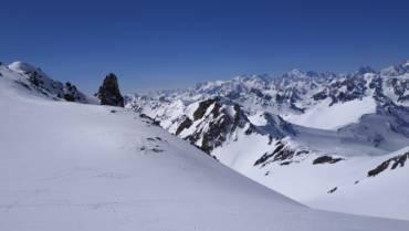 Retour sur la sortie ski de randonnée dans le massif des Cerces/Mont Thabor – du 13 au 16 avril 2019