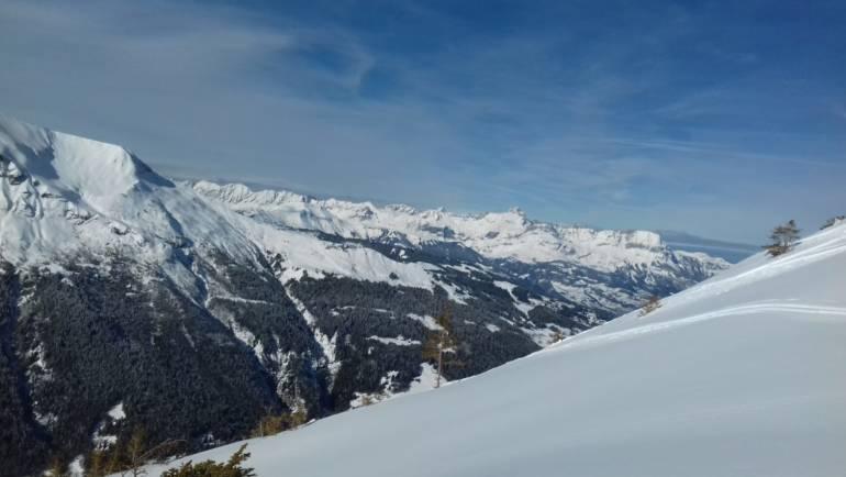 Retour sur la sortie ski de randonnée du 28 au 30 janvier 2020