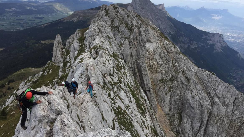 Retour sur l'Unité de Formation vers l'autonomie en terrain de montagne et assurage en mouvement – 19 et 20 septembre 2020