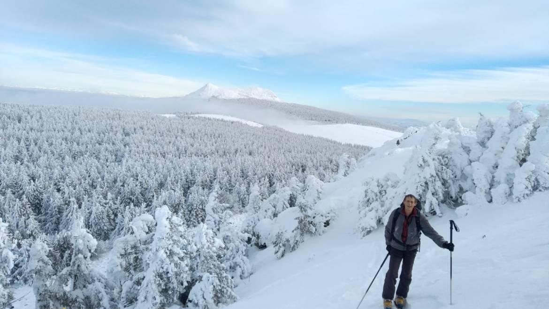 Retour sur le WE de reprise du ski de rando 10/11 Janvier 2021