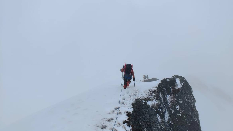 Alpinisme : Week-end au Puy Mary les 30 et 31 janvier 2021