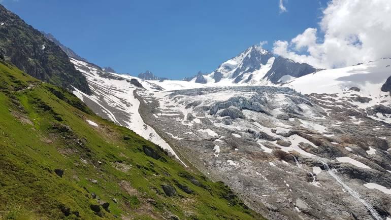 Stage de perfectionnement alpinisme – 7, 8 & 9 juillet 2018