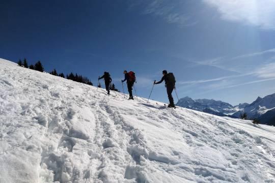 Sortie ski de randonnée perfectionnement