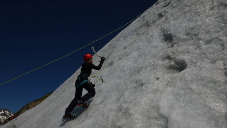 Grand parcours à Chamonix – 23 & 24 juin 2018