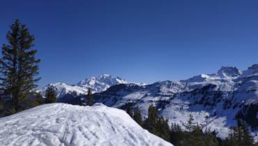 Retour sur la sortie ski de randonnée à Arêches-Beaufort – 23 et 24 mars 2019